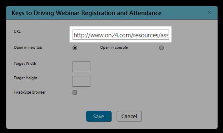 Adding Pigeonhole Live To Live Webinars Hosted On On24 Help Centre
